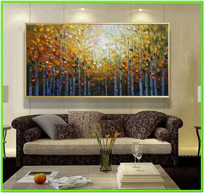 Living Room 3 Canvas Painting Ideas Living Room Paint Picture Tree Modern Painting