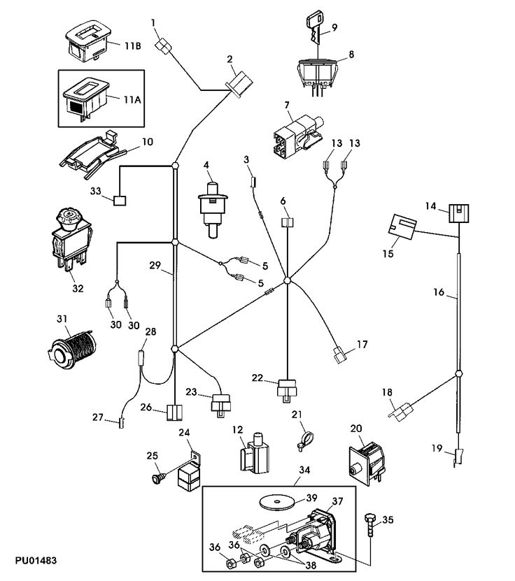 John Deere La105 Wiring Diagram Dometic Fridge Thermostat Best 25+ Ideas On Pinterest | Solar Fairy Lights, Led Lights Outdoor And ...