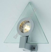 Triangle Glass Under Cabinet Shelf Light  These look amazing in contemporary  kitchens 18 best Under Cabinet Lighting images on Pinterest   Kitchen  . Contemporary Kitchen Cabinet Lighting. Home Design Ideas