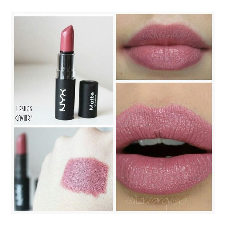 nyx-matte-lipstick-whipped-caviar-muted plum