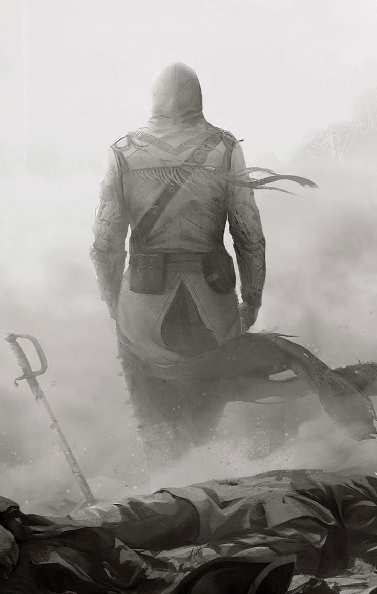 Connor - Assassin's Creed