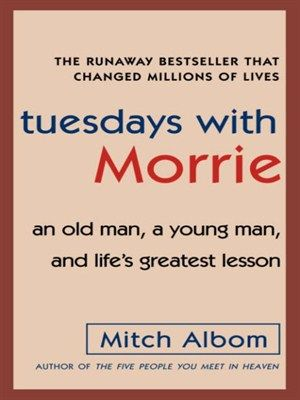 an analysis of the author of tuesdays by mitch albom Tuesdays with morrie was written by mitch albom it is the true story of the author's relationship with his favorite professor from college,  more all the tropes wiki.