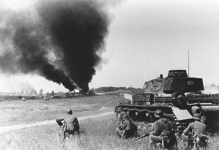 Summary of Operation Barbarossa