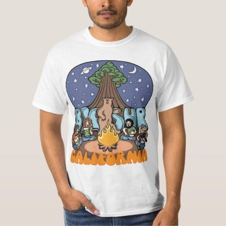 Big Sur III T-Shirt - click/tap to personalize and buy