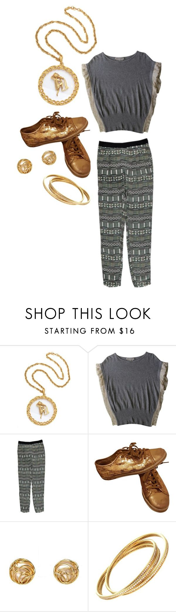 """""""Cosmic"""" by perpetto ❤ liked on Polyvore featuring Sportmax, Vero Moda, Dolce&Gabbana and Chanel"""