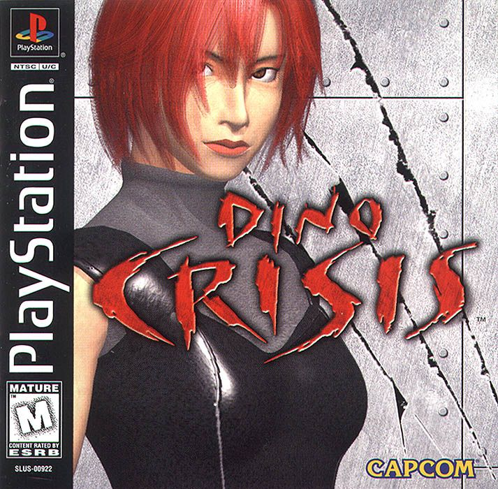 dino crisis psx Cover Download • Sony Playstation Covers • The Iso ...