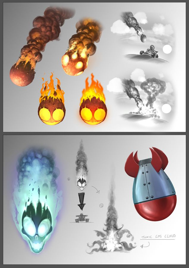 Sonic All-Stars Racing Transformed - Bomb by atomhawk.deviantart.com on @deviantART