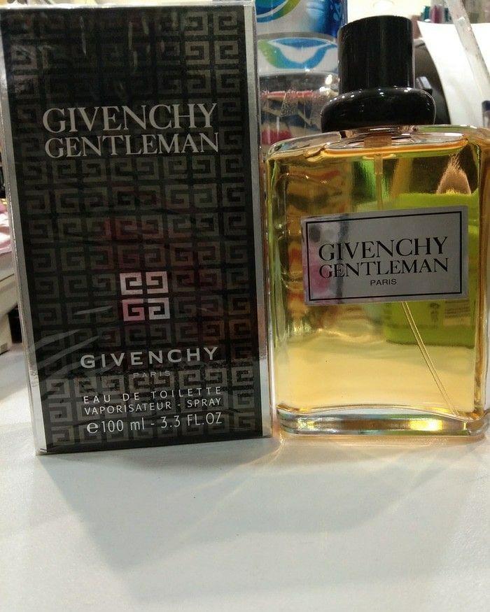 Givenchy Gentlemen Men Edt 100ml Parfum Original 100 Lengkap Dg Box