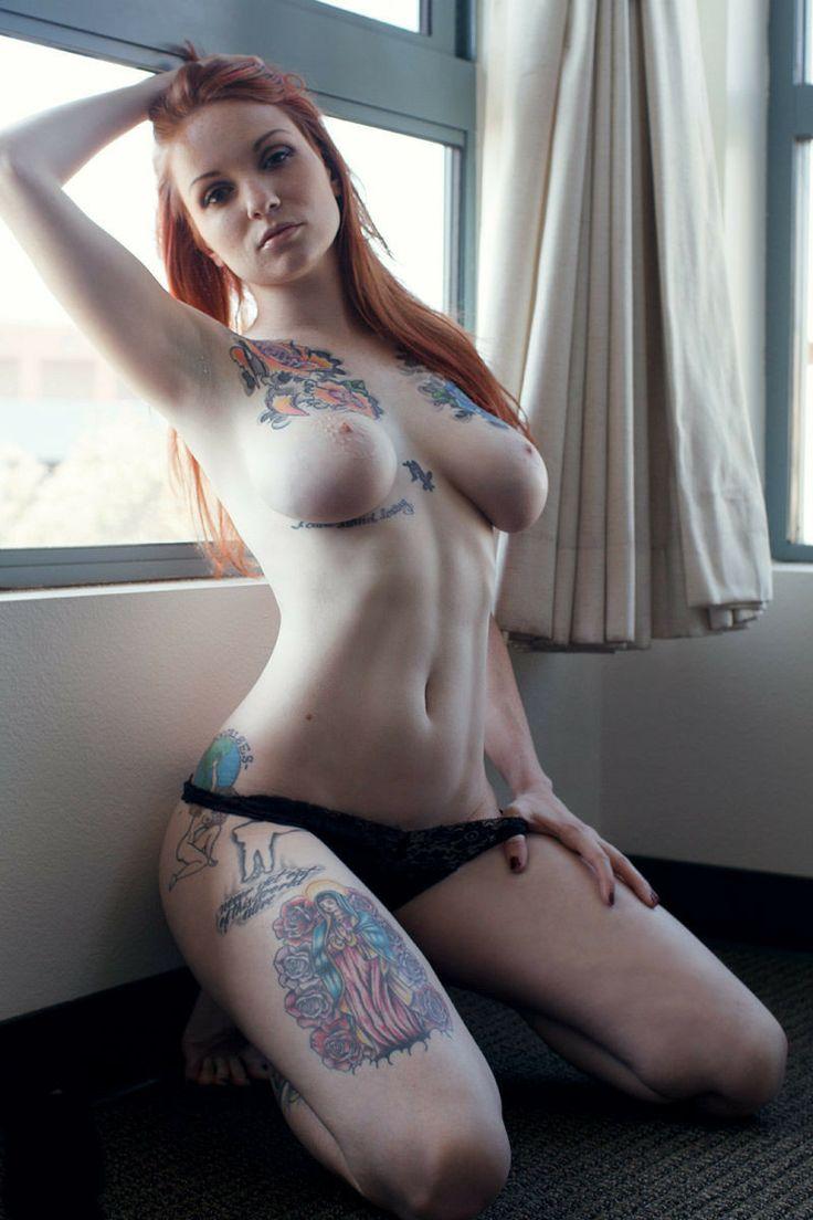 Real Life Prison Women Nude Hot Tattooed Redhead