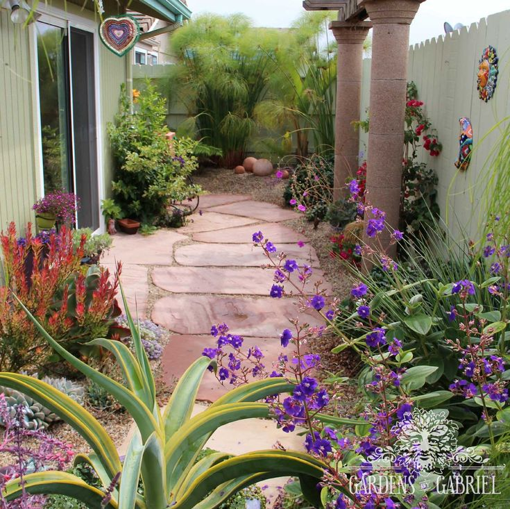 Walls, Patios, & Walks Gardens By Gabriel, Inc in 2020