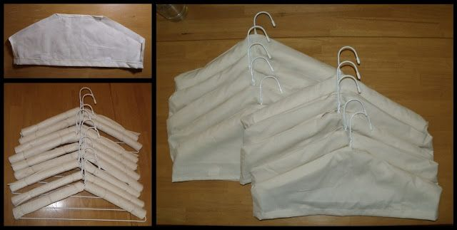 Commitment to Costumes: No Wire Hangers EVER!!!!! do-it-yourself guide to making archival-quality padded hangers