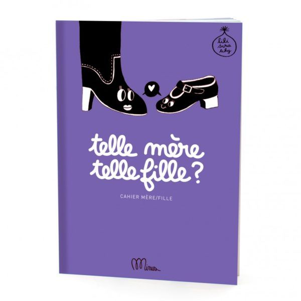 telle-mere-telle-fille-cahier-merefille comalagalrie