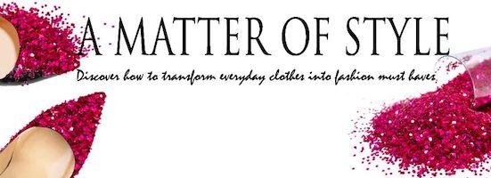 MATTER OF STYLE top diy fashion blogs « Outi Les Pyy