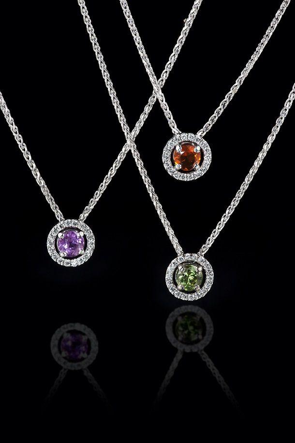 Oy Tillander Ab pendants, http://www.tillander.fi/ #tillander #diamond #pendant #necklace #whitegold