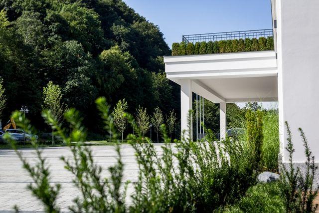Projekt i Realizacja Zieleni- Hotel Heron- Sienna- BS Ogrody