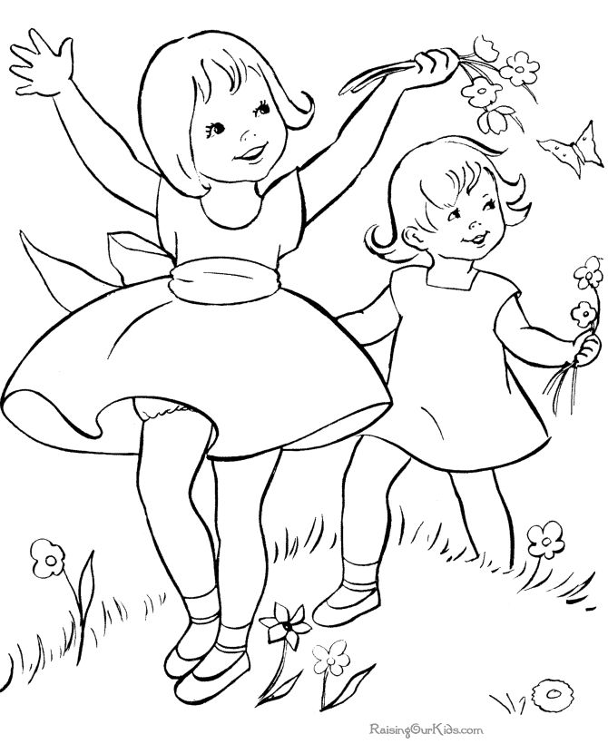 coloring page to print