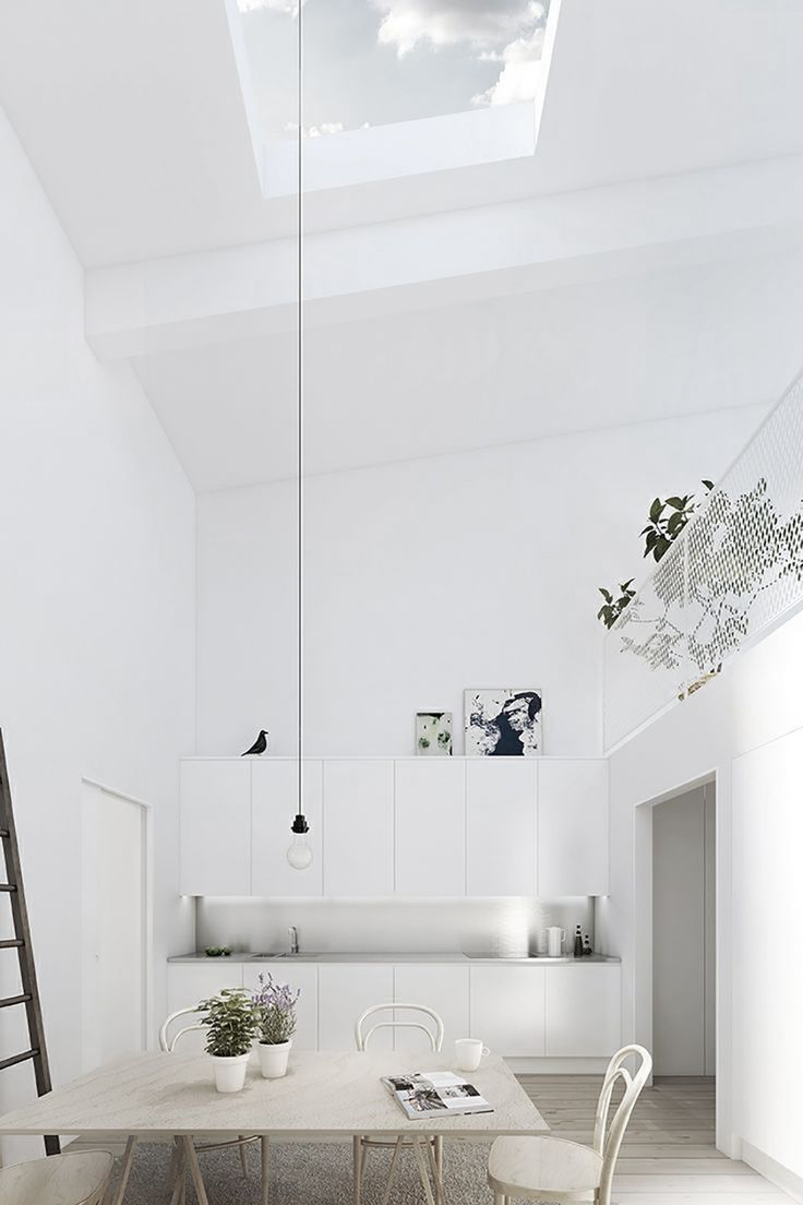 392 best images about minimal k i t c h e n on pinterest for Minimalist room tumblr