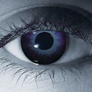 Necromonger Custom Contact Lenses