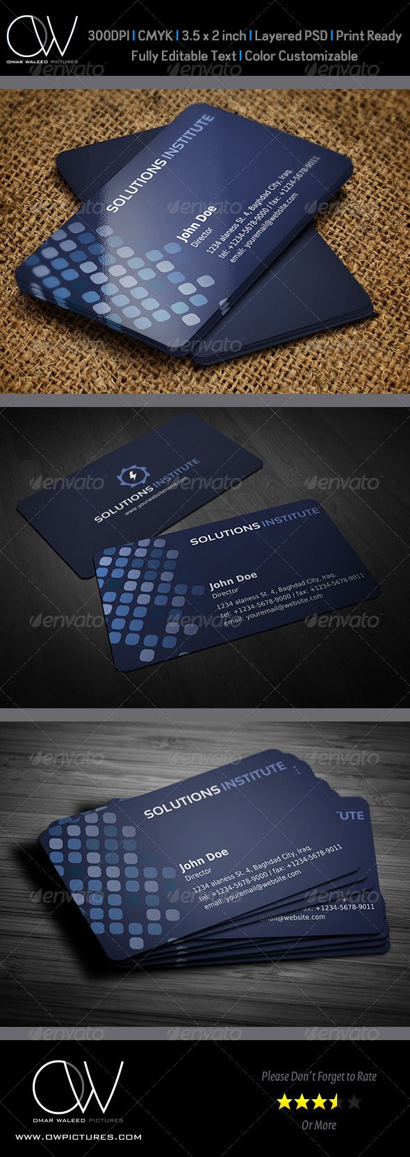 Best 25 visiting card format ideas on pinterest modern business corporate business card template vol36 reheart Image collections