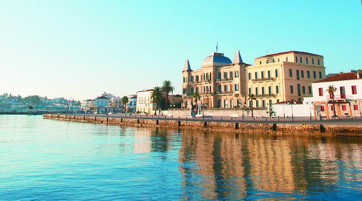 VISIT GREECE| #Spetses #Poseidonion Grand Hotel