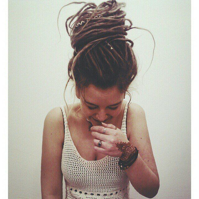 My life long dream is to finally get dreads... In actuality, it'll always just be a dream lol