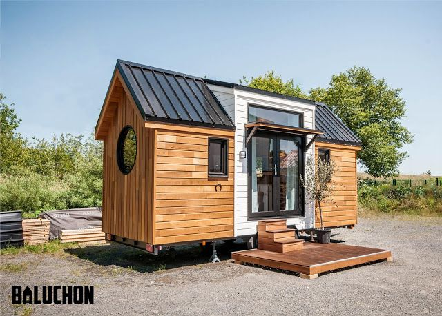 The Ostara Tiny House by Baluchon