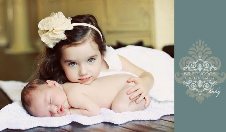 Big sister new sibling