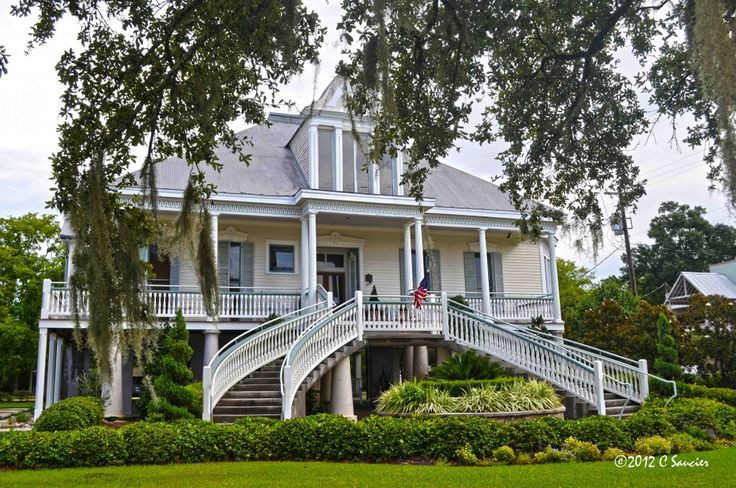 333 best louisiana plantations images on pinterest Louisiana plantation house plans