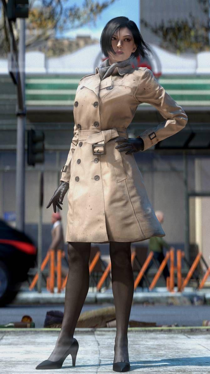 Ada Wong | Ada Wong (Resident Evil) - Blanca Photographer
