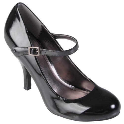 Character heels! If this heel was a little bit lower, and possibly a bit wider, this would be EXACTLY what I'm looking for.