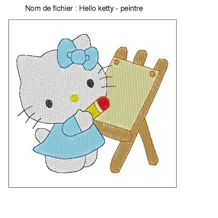 Hello ketty - peintre