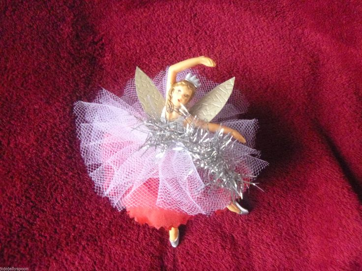 212 Best Images About Vintage Christmas Fairy Dolls