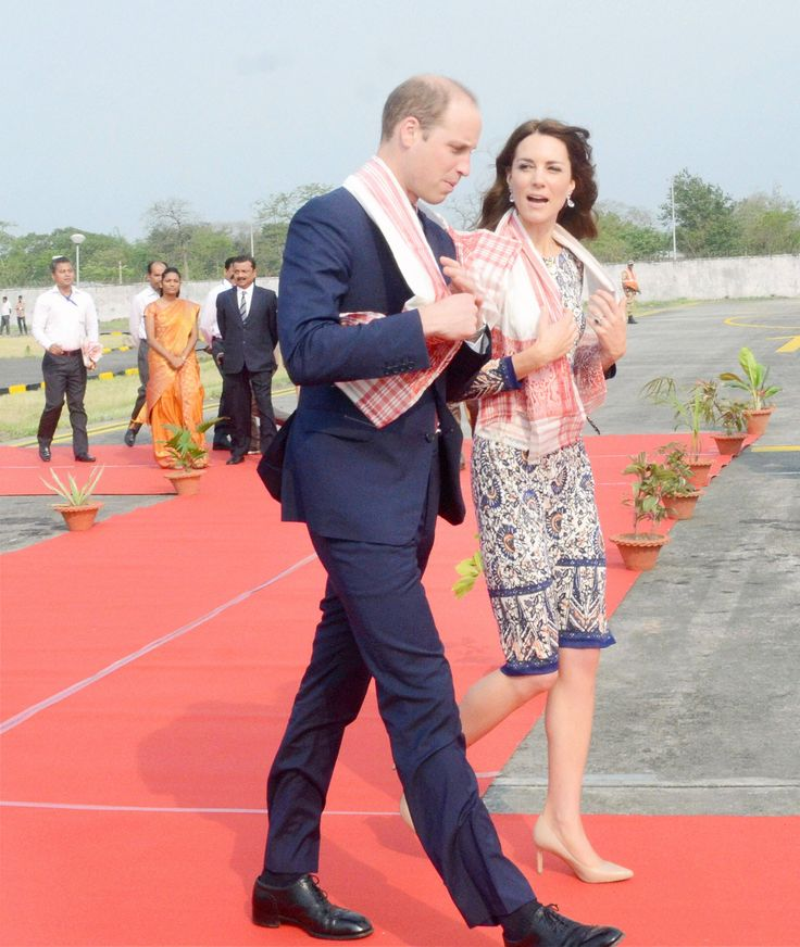 Prince William and Kate's Indian tour