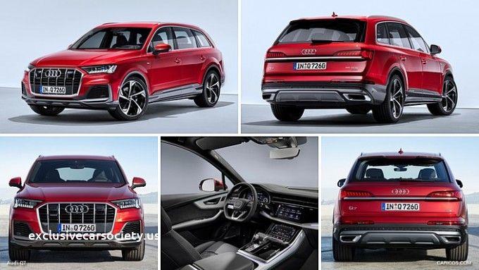 2020 Audi Q7 Specs And Release Date Audi Q7 Audi Audi Q7 Price
