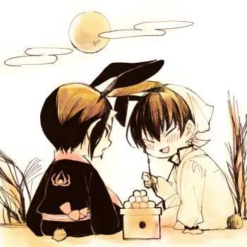 Hoozuki Hakutaku rabbits