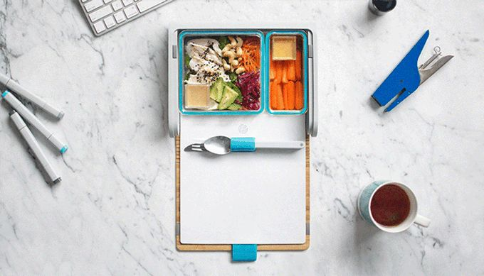 Prepd Pack Is A Lunchbox You Won't Be Ashamed To Carry | TechCrunch