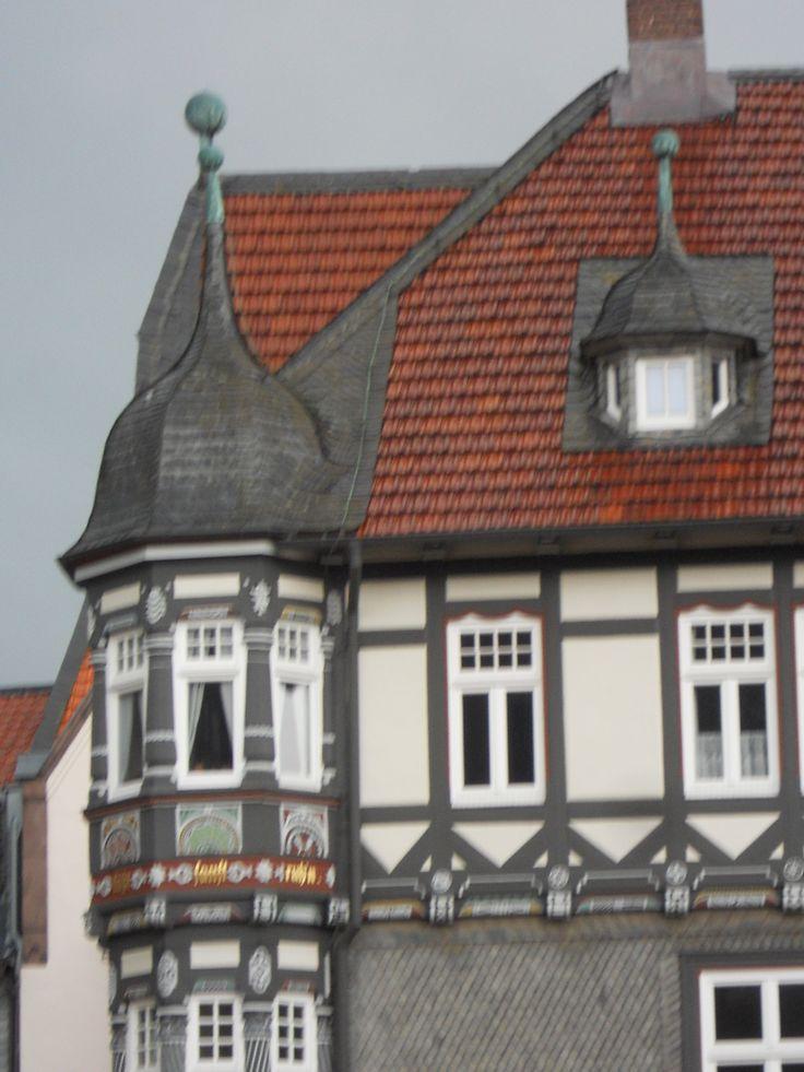 architektura Goslar