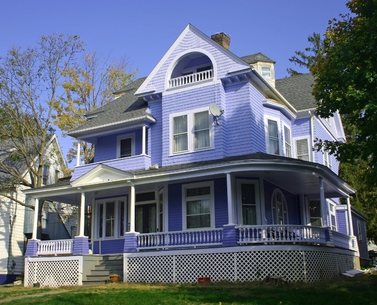 Beautiful modern victorian homes