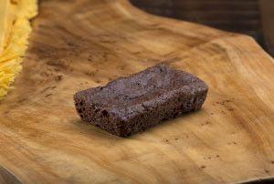 Brownie Clásico Sin Gluten   www.demetria.co Gluten Free Brownie