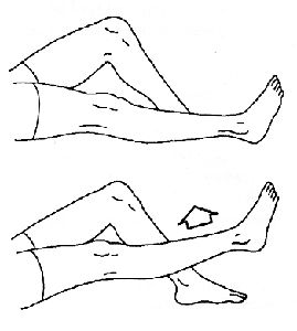Knee rehab non-weight-bearing exercises