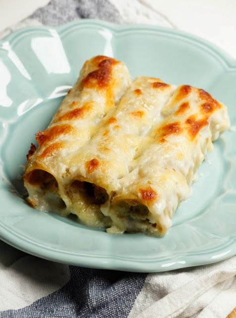 Seafood Cannelloni | Seafood & cocktails ... anyone | Pinterest