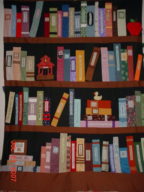 Free Quilted Paperback Book Cover Pattern : Best images about bookshelf quilts on pinterest free