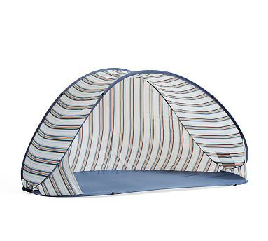 Family Beach Canopy Tent, Stripe #potterybarn