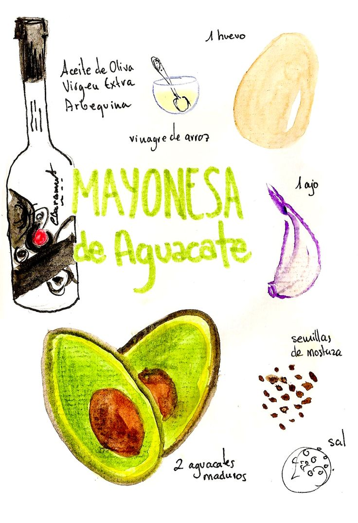 mayonesa de aguacate https://www.pinterest.com/source/gastroandalusi.com/