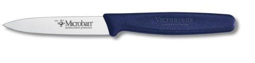 From 7.62 Victorinox 50602 Paring Knife Blue Handle 8 Cm