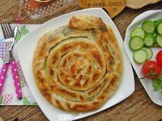 Tavada Ispanaklı Kol Böreği Resimli Tarifi - Yemek Tarifleri