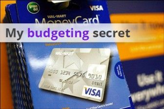 Use Prepaid Visa Cards to Stick to Your Budget..would this really help though? There are fees associated with these cards