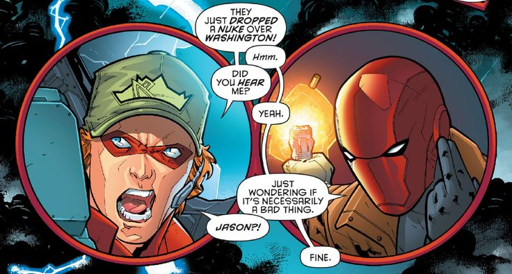 Red Hood and the Outlaws #32
