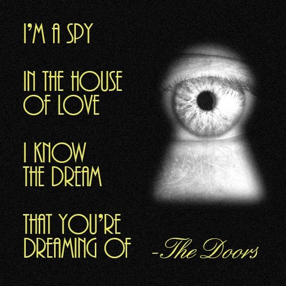 spy doors lyrics &...
