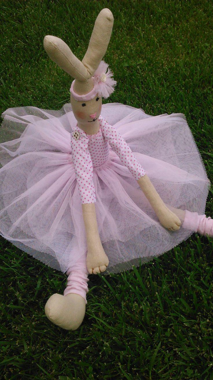 mileg zajačica baletka
